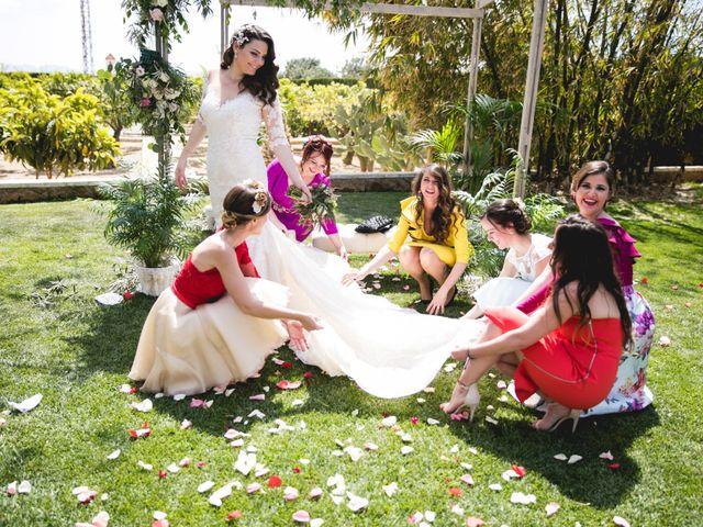 La boda de Aarón y Lydia en Cartagena, Murcia 61