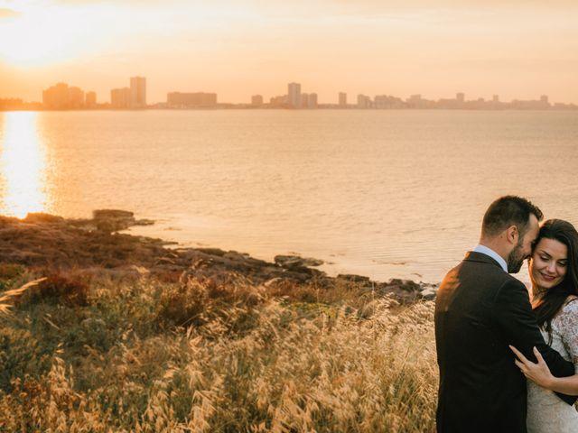La boda de Aarón y Lydia en Cartagena, Murcia 67
