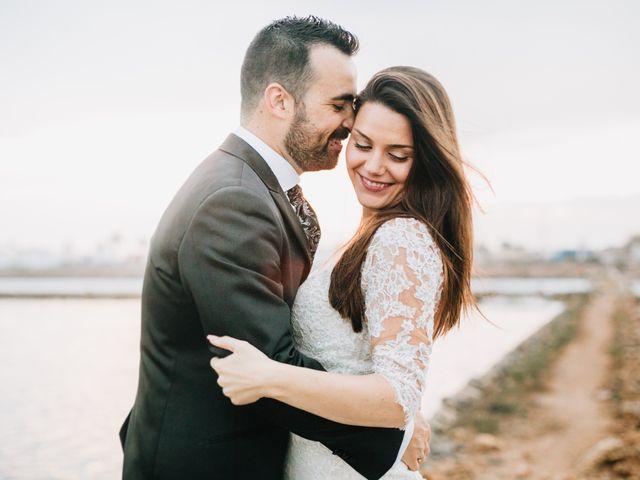 La boda de Aarón y Lydia en Cartagena, Murcia 70
