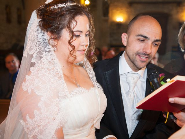 La boda de Juan y Cristina en Loeches, Madrid 9