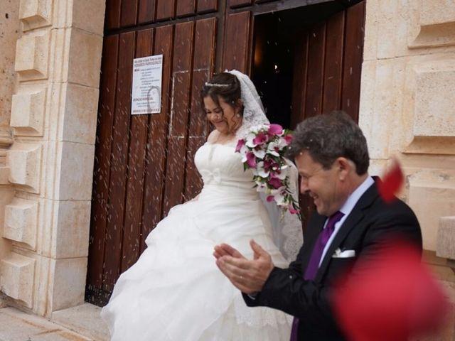 La boda de Juan y Cristina en Loeches, Madrid 12