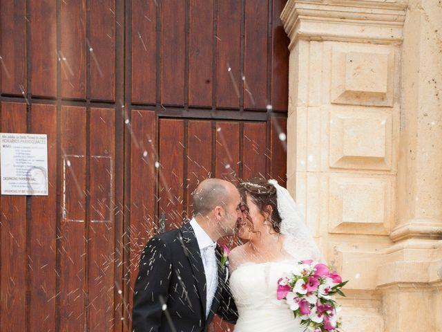 La boda de Juan y Cristina en Loeches, Madrid 14