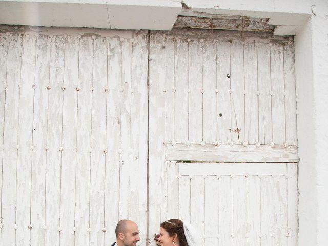 La boda de Juan y Cristina en Loeches, Madrid 16