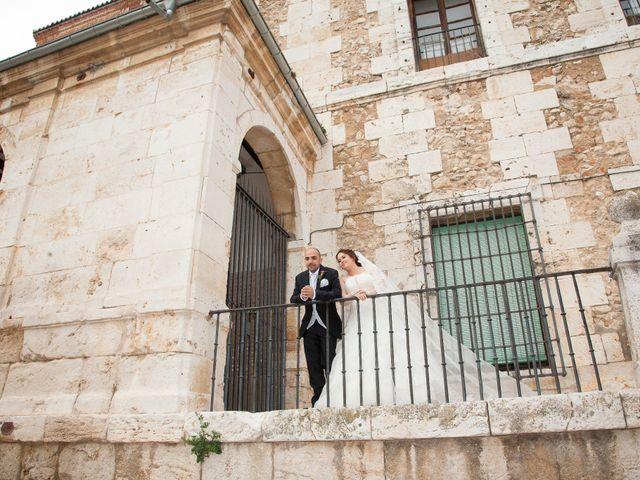 La boda de Juan y Cristina en Loeches, Madrid 18