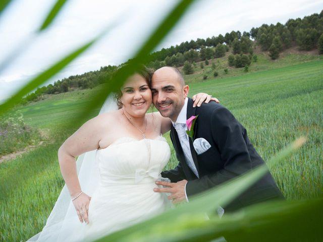 La boda de Juan y Cristina en Loeches, Madrid 19