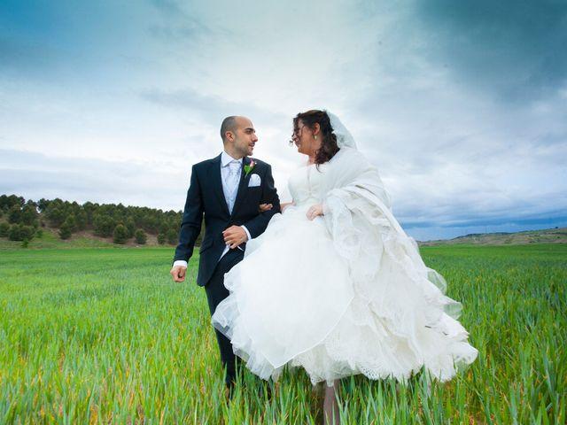 La boda de Juan y Cristina en Loeches, Madrid 21