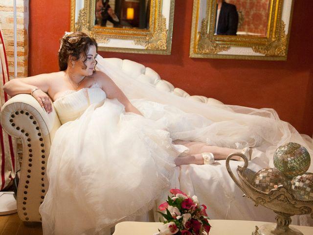 La boda de Juan y Cristina en Loeches, Madrid 22