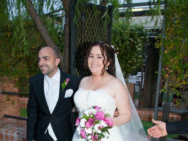 La boda de Juan y Cristina en Loeches, Madrid 23