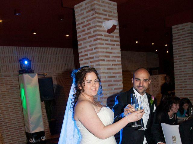 La boda de Juan y Cristina en Loeches, Madrid 24