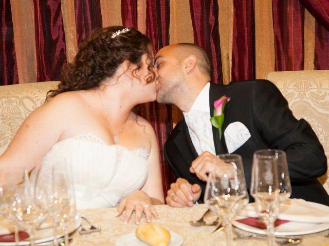La boda de Juan y Cristina en Loeches, Madrid 25