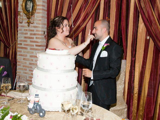 La boda de Juan y Cristina en Loeches, Madrid 28