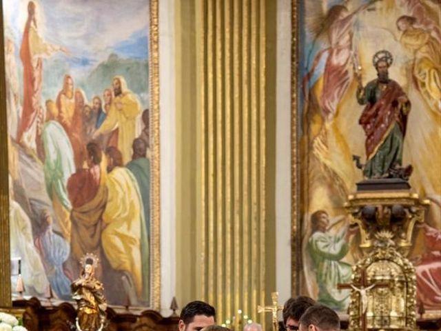 La boda de María y Lázaro en Murcia, Murcia 4