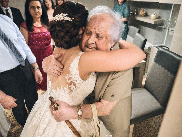 La boda de Jorge y Marta en Castelló/castellón De La Plana, Castellón 12