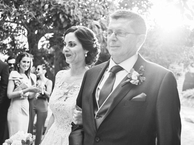 La boda de Jorge y Marta en Castelló/castellón De La Plana, Castellón 16