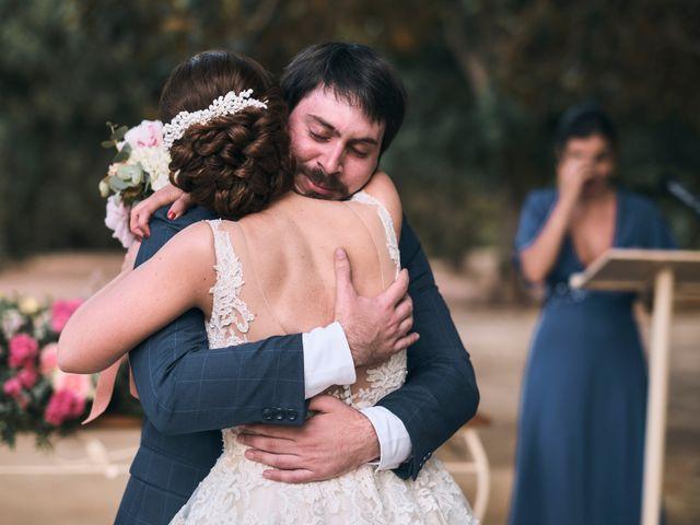 La boda de Jorge y Marta en Castelló/castellón De La Plana, Castellón 18