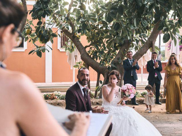 La boda de Jorge y Marta en Castelló/castellón De La Plana, Castellón 19