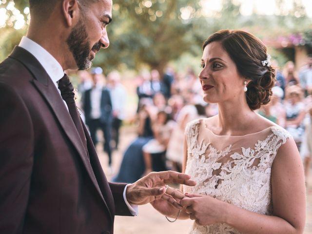 La boda de Jorge y Marta en Castelló/castellón De La Plana, Castellón 21