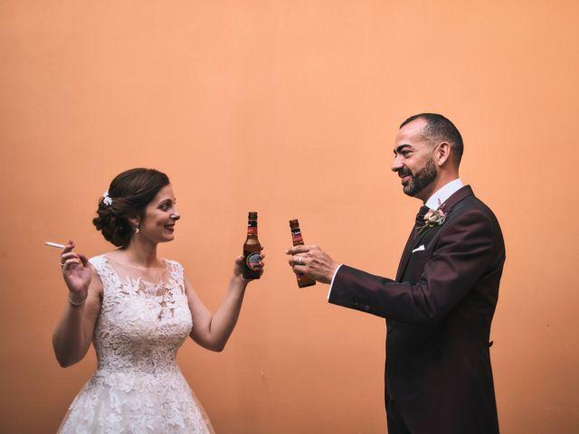 La boda de Jorge y Marta en Castelló/castellón De La Plana, Castellón 23
