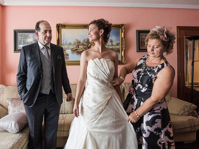 La boda de David y Diana en Laguardia, Álava 8