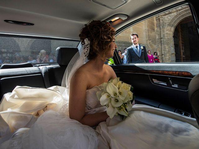 La boda de David y Diana en Laguardia, Álava 11