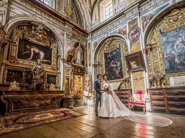 La boda de David y Diana en Laguardia, Álava 16
