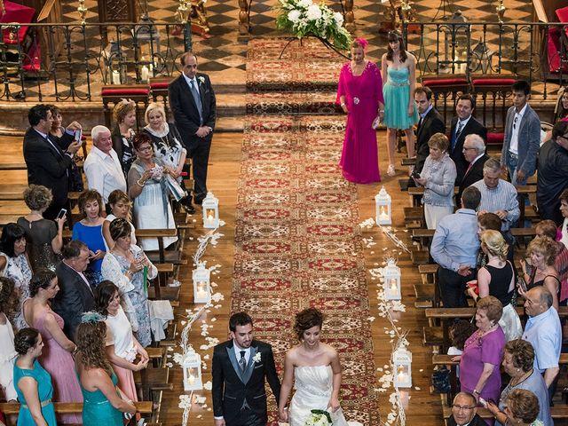 La boda de David y Diana en Laguardia, Álava 17