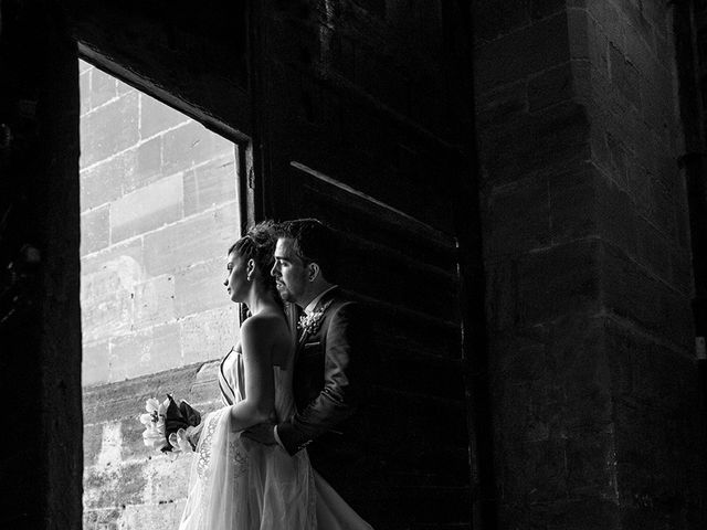 La boda de David y Diana en Laguardia, Álava 19