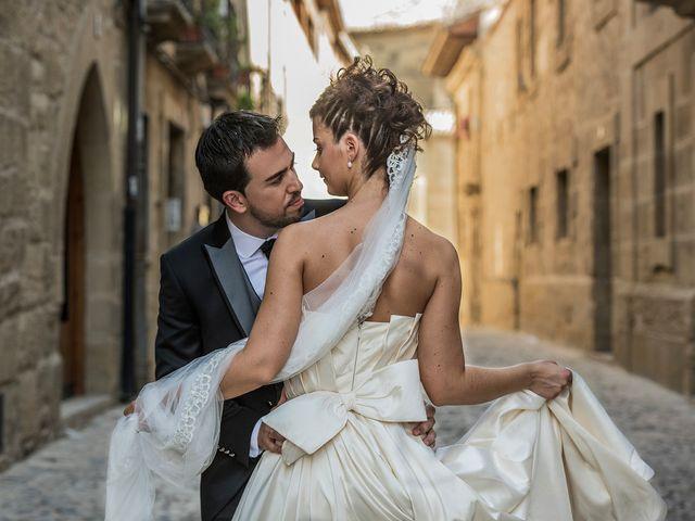 La boda de David y Diana en Laguardia, Álava 21