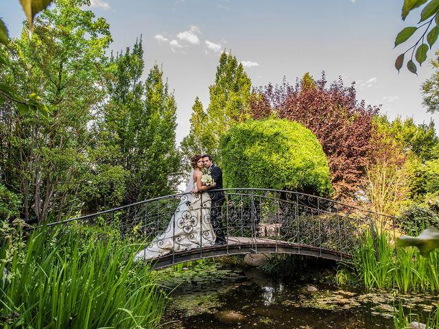 La boda de David y Diana en Laguardia, Álava 24
