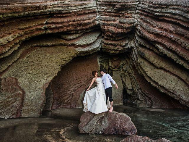 La boda de David y Diana en Laguardia, Álava 33