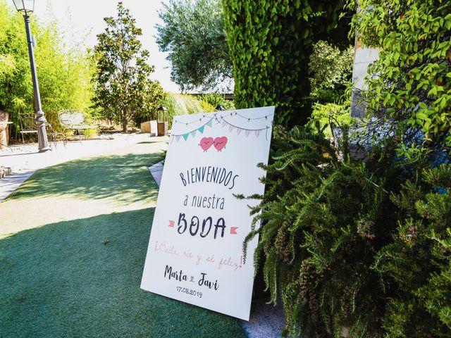 La boda de Javier y Marta en El Vellon, Madrid 21