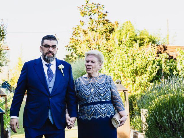 La boda de Javier y Marta en El Vellon, Madrid 35