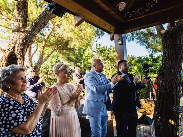 La boda de Javier y Marta en El Vellon, Madrid 37