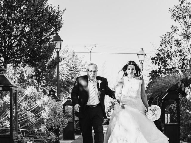 La boda de Javier y Marta en El Vellon, Madrid 38