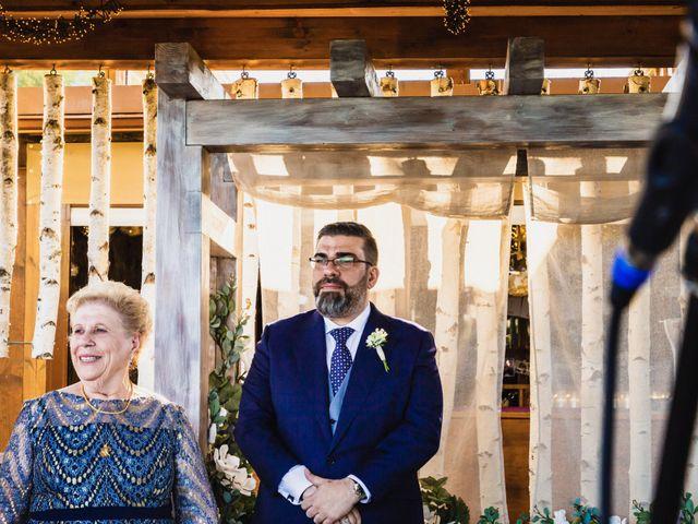 La boda de Javier y Marta en El Vellon, Madrid 40