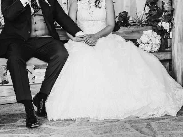 La boda de Javier y Marta en El Vellon, Madrid 44