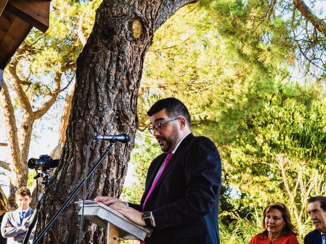 La boda de Javier y Marta en El Vellon, Madrid 48