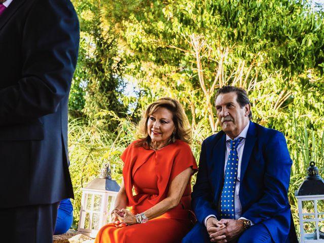 La boda de Javier y Marta en El Vellon, Madrid 49