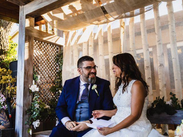 La boda de Javier y Marta en El Vellon, Madrid 50