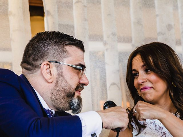 La boda de Javier y Marta en El Vellon, Madrid 51