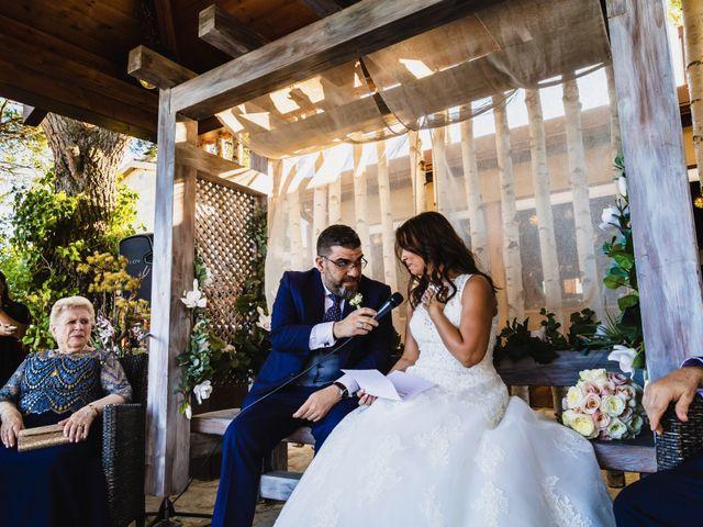 La boda de Javier y Marta en El Vellon, Madrid 52