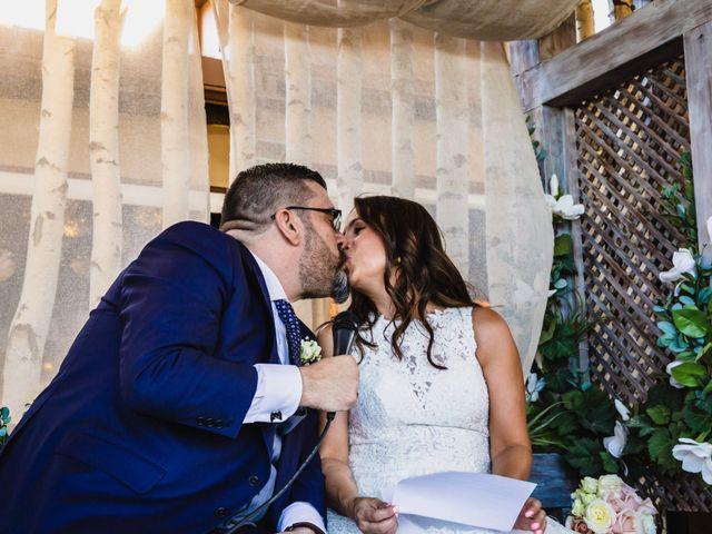 La boda de Javier y Marta en El Vellon, Madrid 53