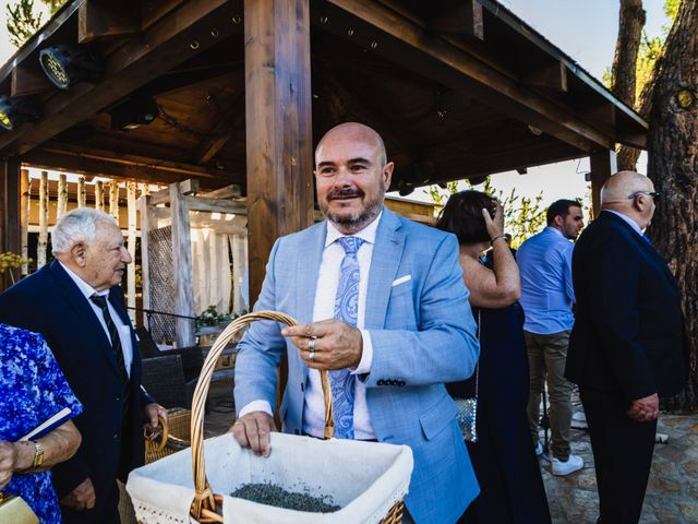 La boda de Javier y Marta en El Vellon, Madrid 54