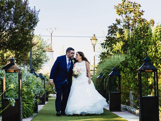 La boda de Javier y Marta en El Vellon, Madrid 55