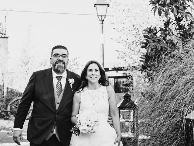 La boda de Javier y Marta en El Vellon, Madrid 56