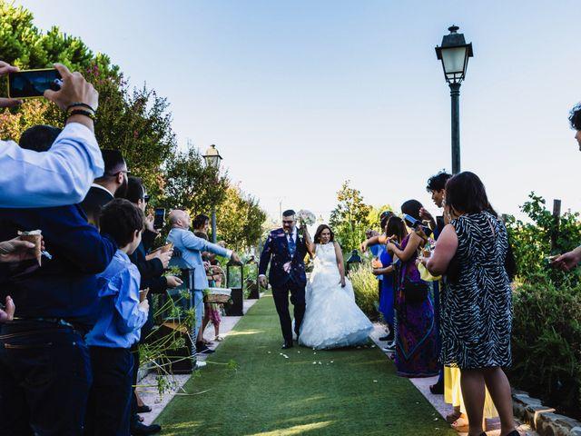 La boda de Javier y Marta en El Vellon, Madrid 58
