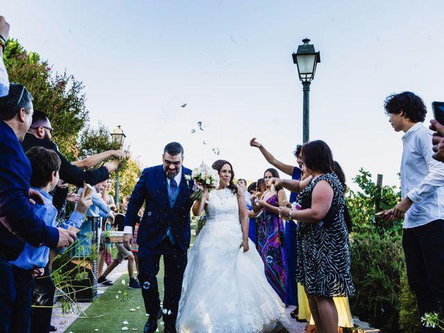 La boda de Javier y Marta en El Vellon, Madrid 59