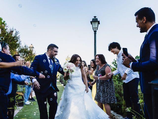 La boda de Javier y Marta en El Vellon, Madrid 60