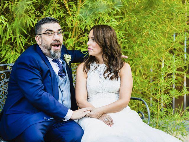 La boda de Javier y Marta en El Vellon, Madrid 62