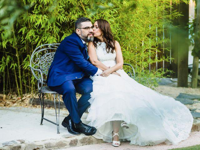 La boda de Javier y Marta en El Vellon, Madrid 63